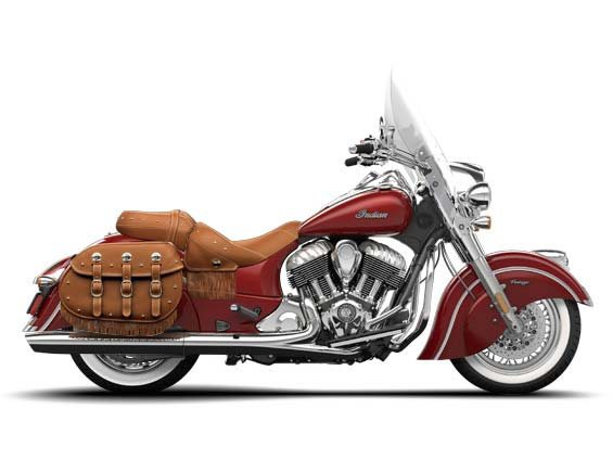 Just in 2015 Indian Chief Vintage