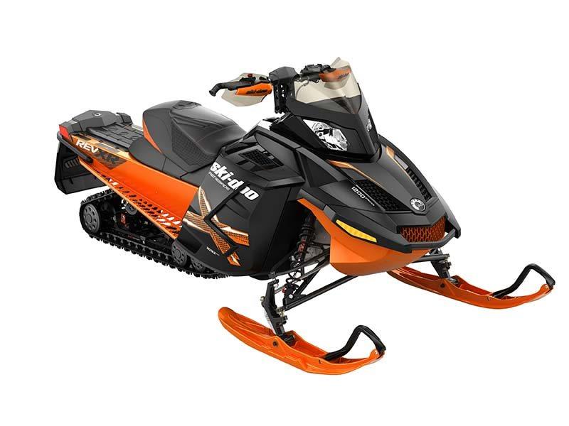2015 Ski-Doo Renegade® X® 4-TEC® 1200