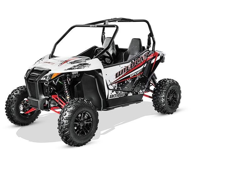 New Wildcat 700 Sport that is 60 inches wide