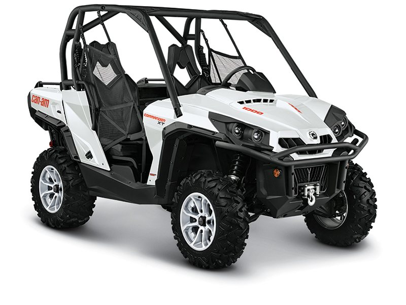 2015 Can-Am Commander™ XT™ 1000