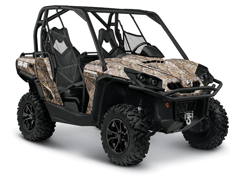 2015 Can-Am Commander™ XT™ 800R