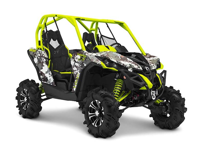 2015 Can-Am Maverick™ X® mr DPS&#153 1000R