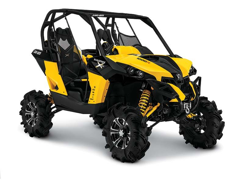 2015 Maverick X mr DPS 1000R