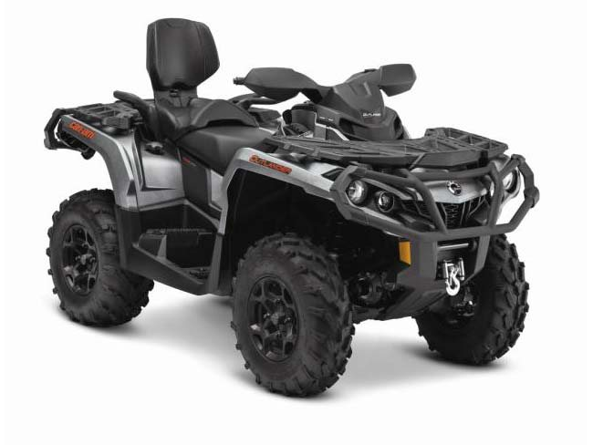 2015 Can-Am Outlander™ MAX XT™ 650