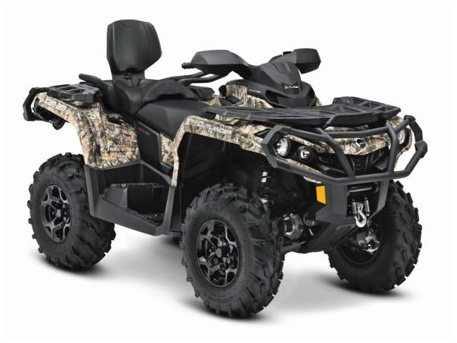 2015 Can-Am Outlander� MAX XT™ 650