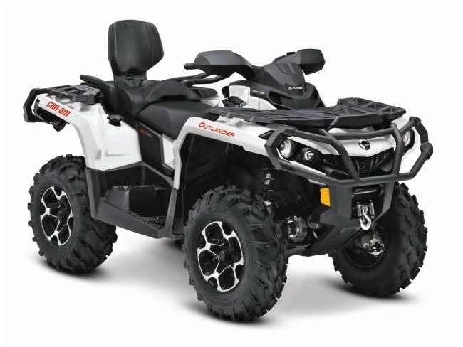 2015 Can-Am Outlander™ MAX XT™ 650