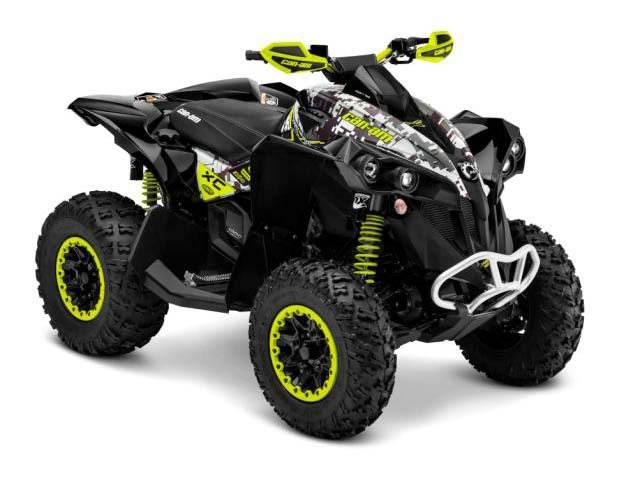 $13,149, 2015 Can-Am Renegade X xc 1000 Camo
