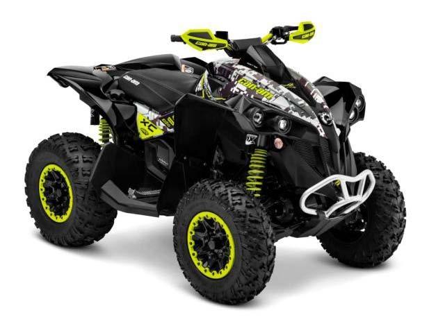 2015 Renegade X xc 1000 Camo