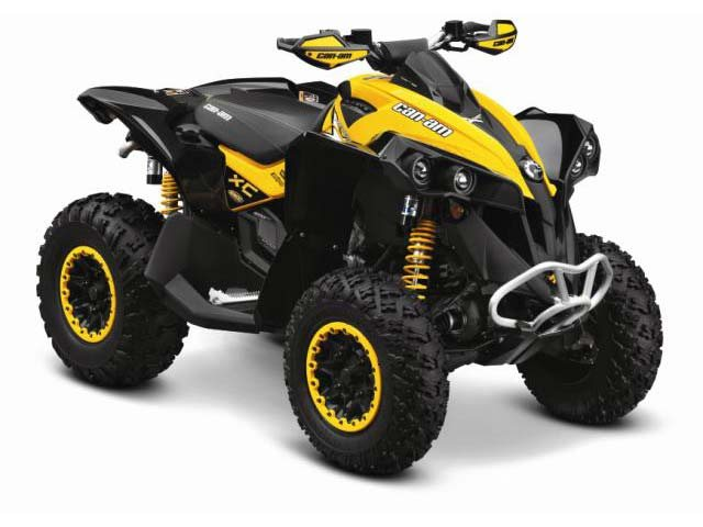 $12,649, 2015 Can-Am Renegade X xc 1000