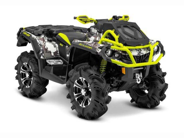 2015 Can-Am Outlander™ X® mr 1000