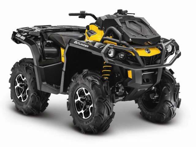 2015 Outlander X mr 650