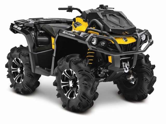 2015 Outlander X mr 800R