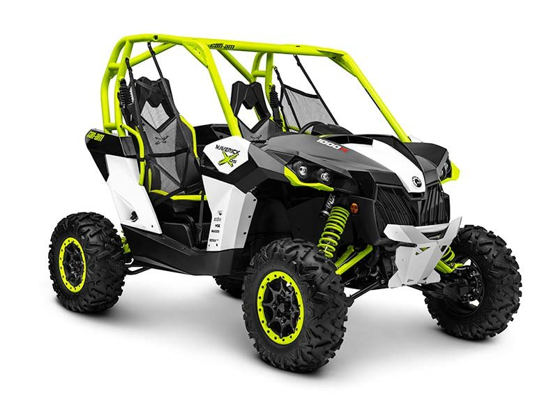 2015 Can-Am Maverick™ X® ds DPS&#153 1000R