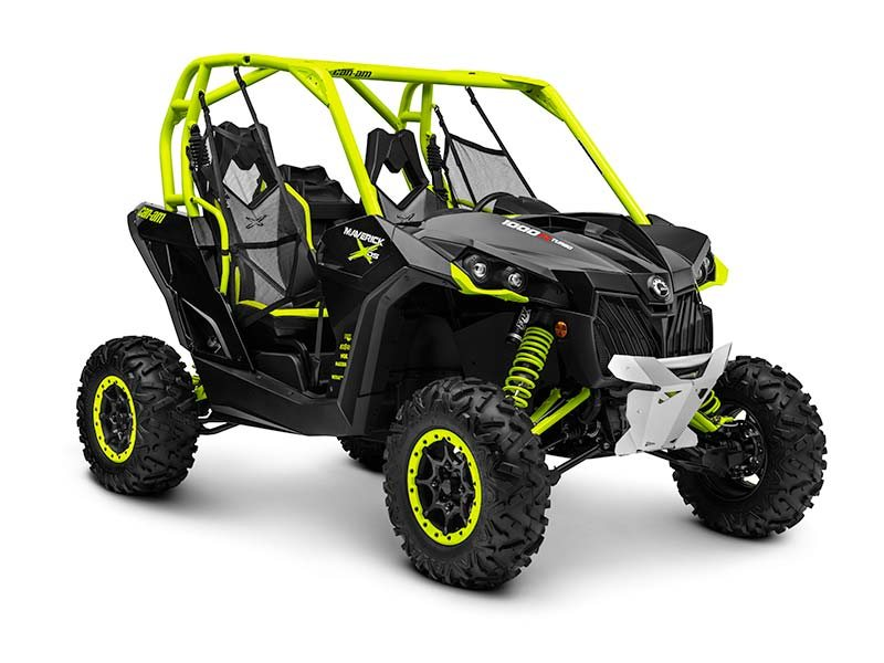 2015 Can-Am Maverick™ X® ds 1000R Turbo