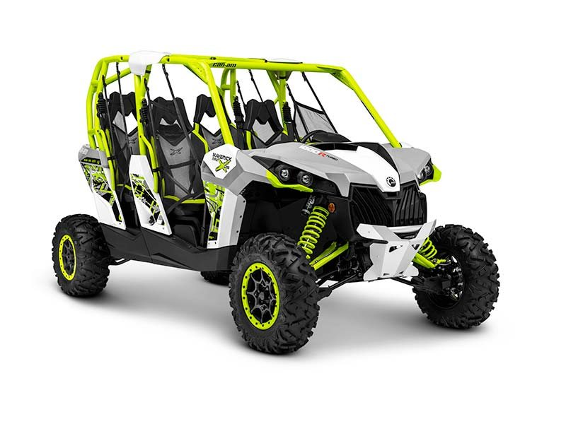 2015 Can-Am Maverick™ Max X® ds DPS&#153 1000R Turbo