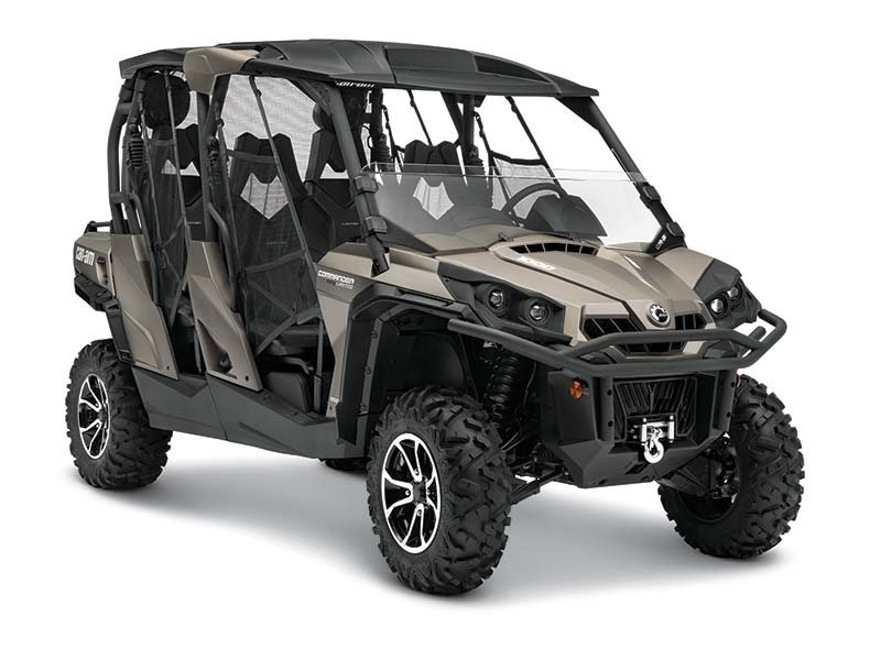 2015 Commander Max Limited 1000