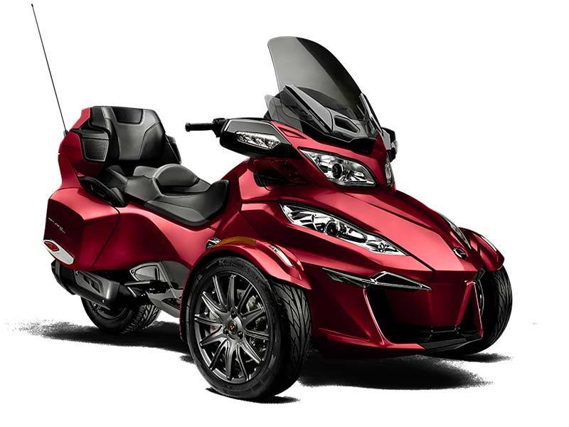 2015 Can-Am Spyder® RT-S SE6