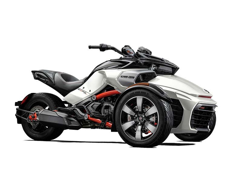 2015 Can-Am Spyder® F3-S SM6