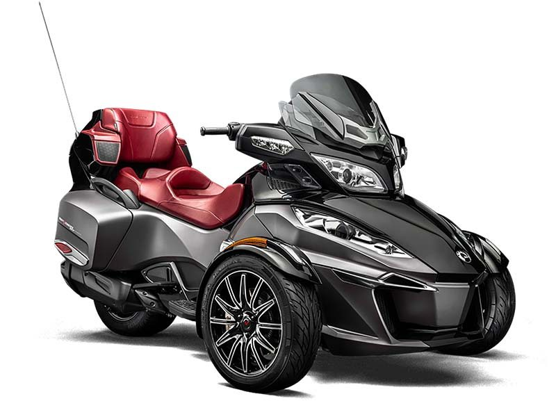 2015 Spyder RT-S Special Series SE6