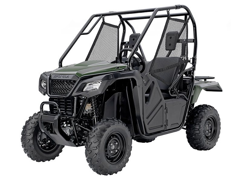 Awesome new Honda Pioneer 500 side by side