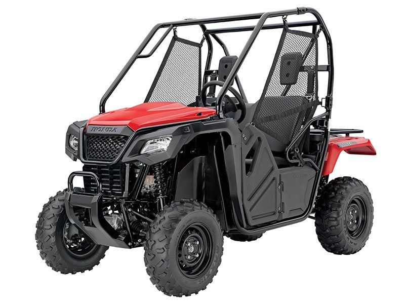 CHECK OUT HONDA'S NEWEST SxS