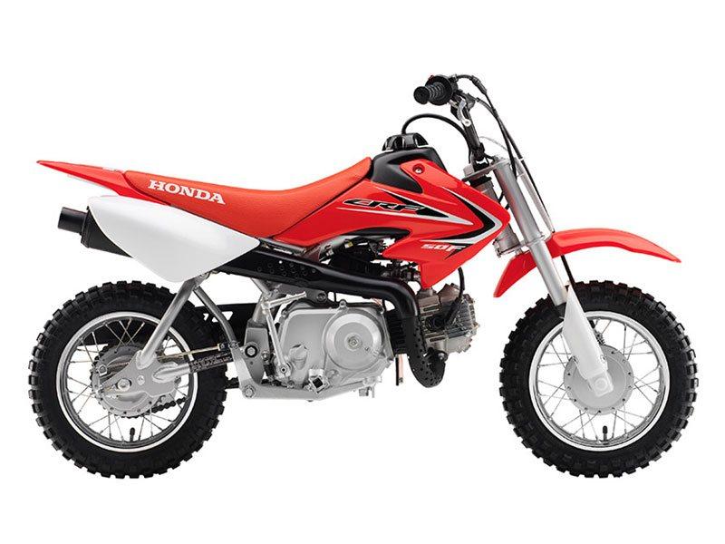 2015 Honda CRF50F