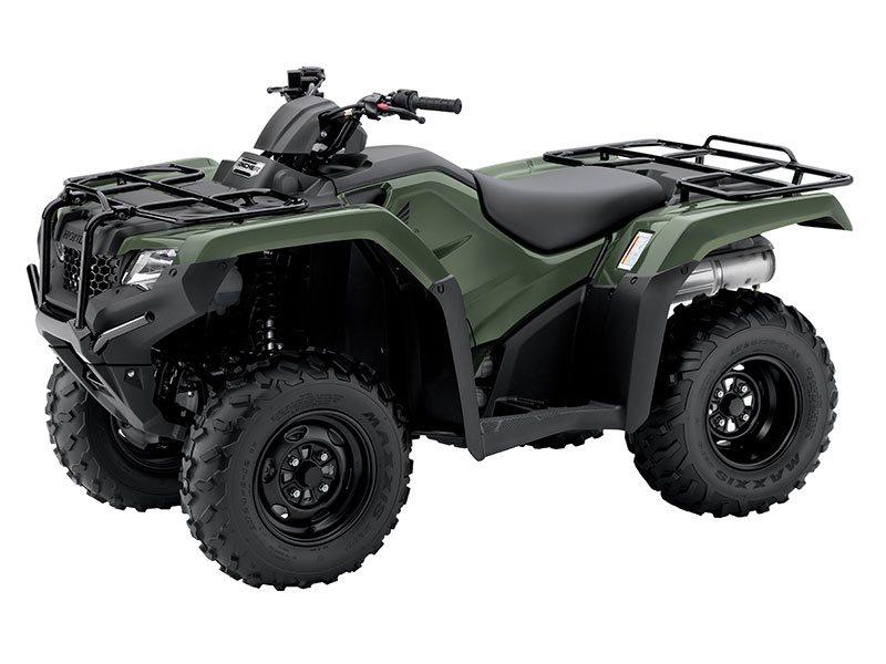 2015 Honda FourTrax� Rancher� (TRX420TM1F)