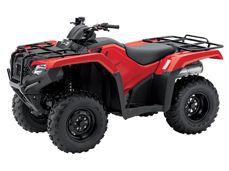 2015 Honda FourTrax� Rancher� (TRX420TM1F)