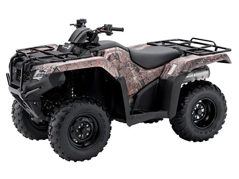 2015 FourTrax Rancher 4x4 ES (TRX420FE1F)