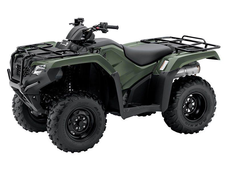 2015 Honda FourTrax� Rancher� 4x4 ES (TRX420FE1F)