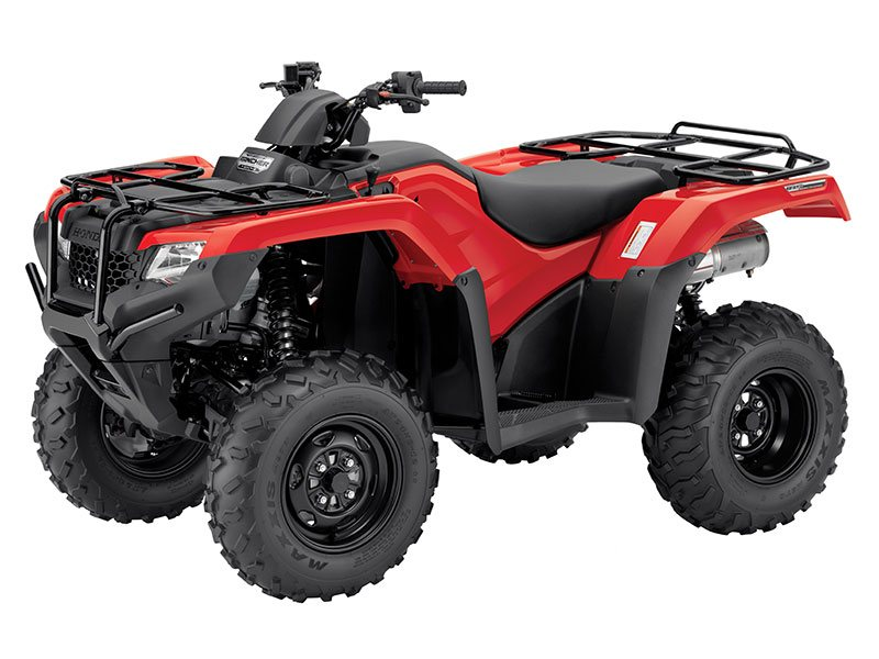 2015 FourTrax Rancher 4x4 DCT IRS (TRX420FA5F)
