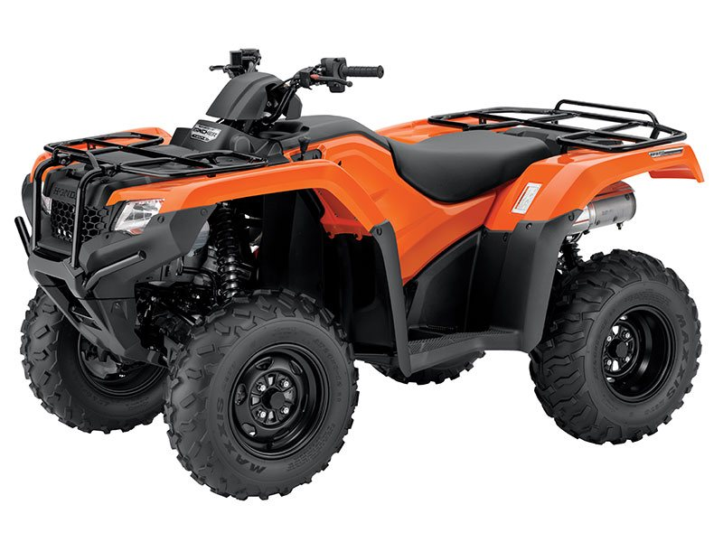2015 Honda FourTrax� Rancher� 4x4 DCT IRS EPS (TRX420FA6F)