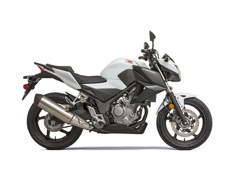 2015 Honda CB300FA