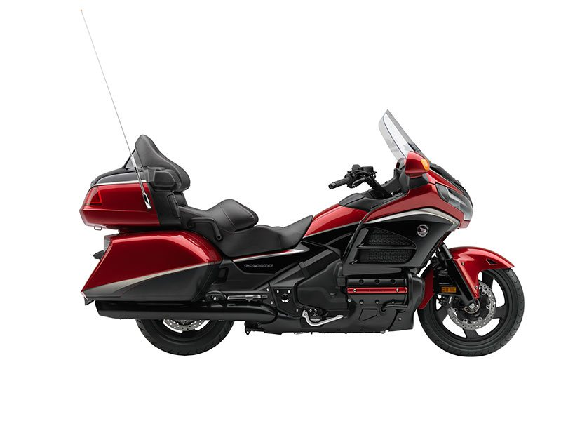 2015 Gold Wing Airbag