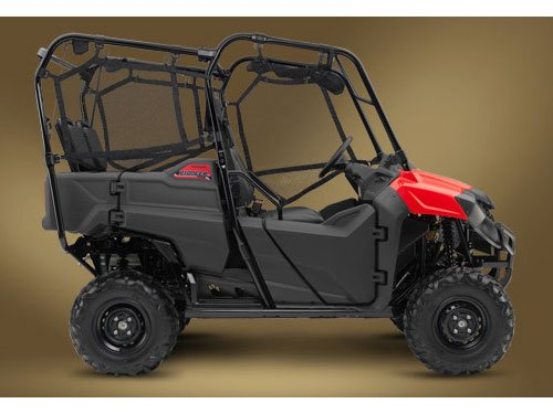 2015 Honda Pioneer™ 700-4 (SXS700M4)