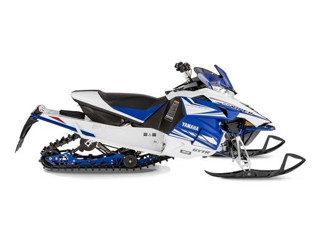 2015 Yamaha SRViper R-TX SE