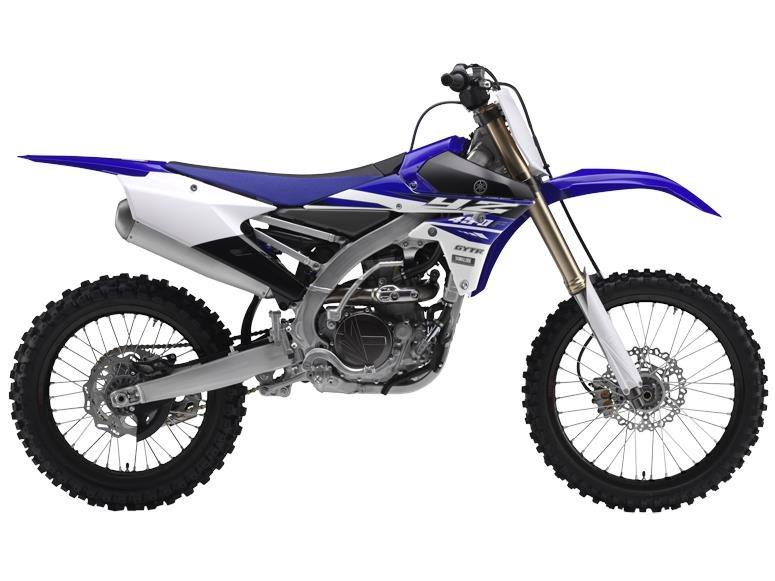 New EFI YZ450