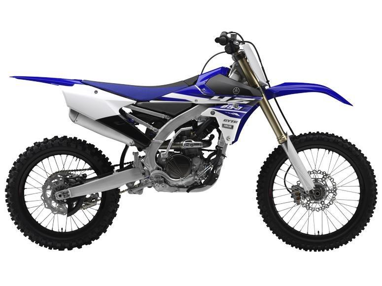 New 2015 YZ250F
