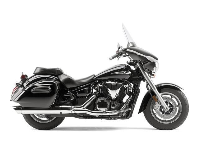 2015 V Star 1300 Deluxe