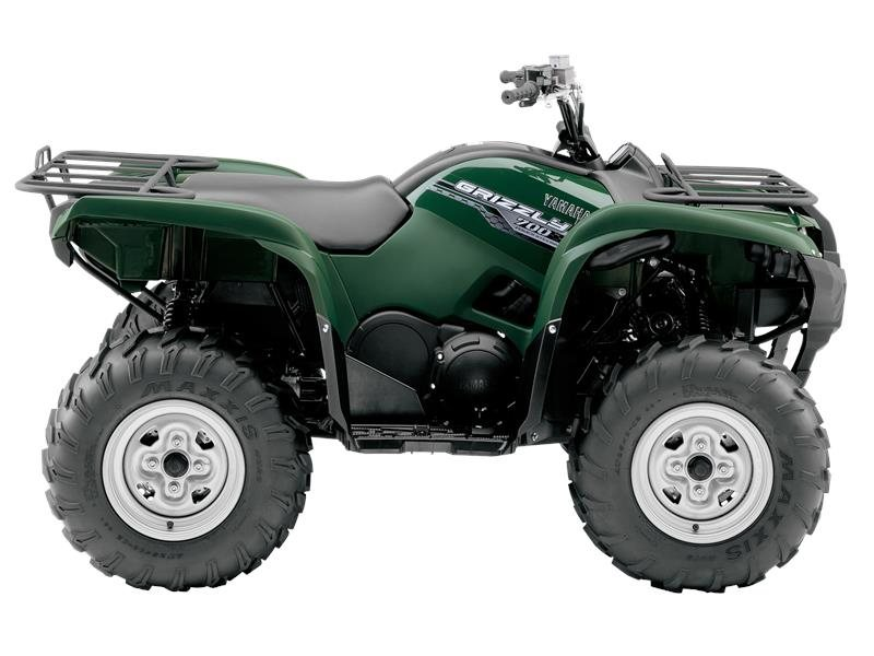 2015 Grizzly 700 FI EPS