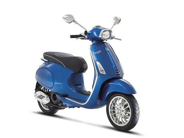 The ALL-NEW 2015 Vespa Srpint 150 ABS is here! An amazing scooter with loads of great features!