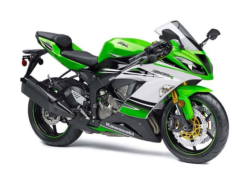 2015 Kawasaki Ninja® ZX™-6R 30th Anniversary