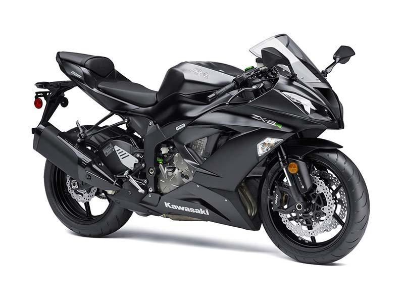 2015 Kawasaki Ninja® ZX™-6R