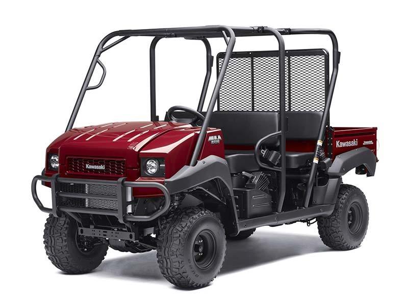 2015 Mule 4010 Trans4x4