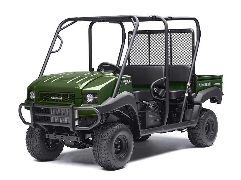 2015 Kawasaki Mule™ 4010 Trans4x4®