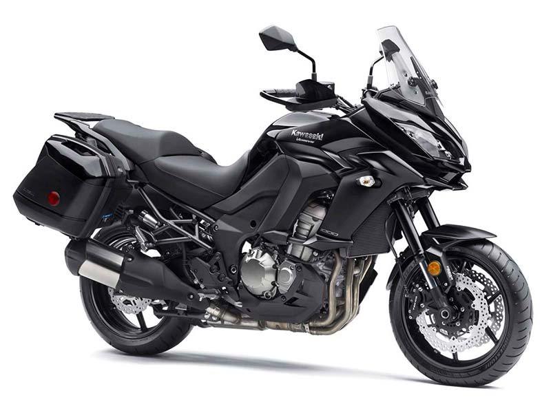 2015 Kawasaki Versys® 1000 LT