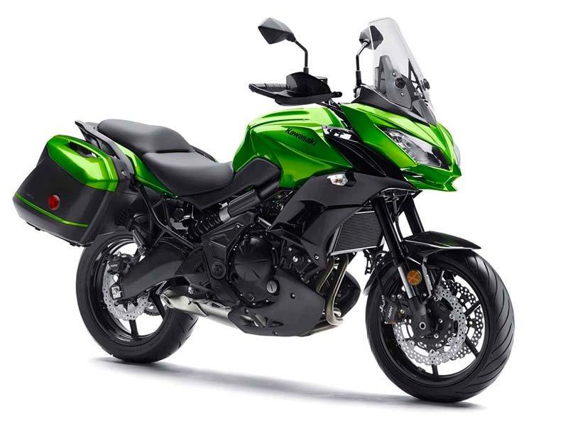 2015 Kawasaki Versys® 650 LT