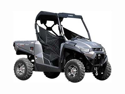 NEW KYMCO SIDE BY SIDE WITH ATV SIZED WHEEL BASE. F/I, AUTO, LOCK DIFF, DUMP BODY AND WINCH. 1.9% FINANCING!!