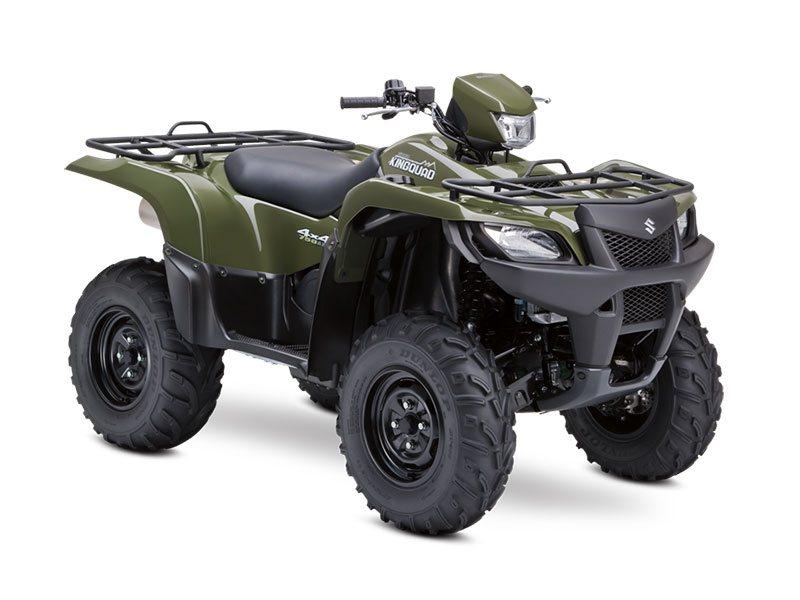 2015 KingQuad 750AXi