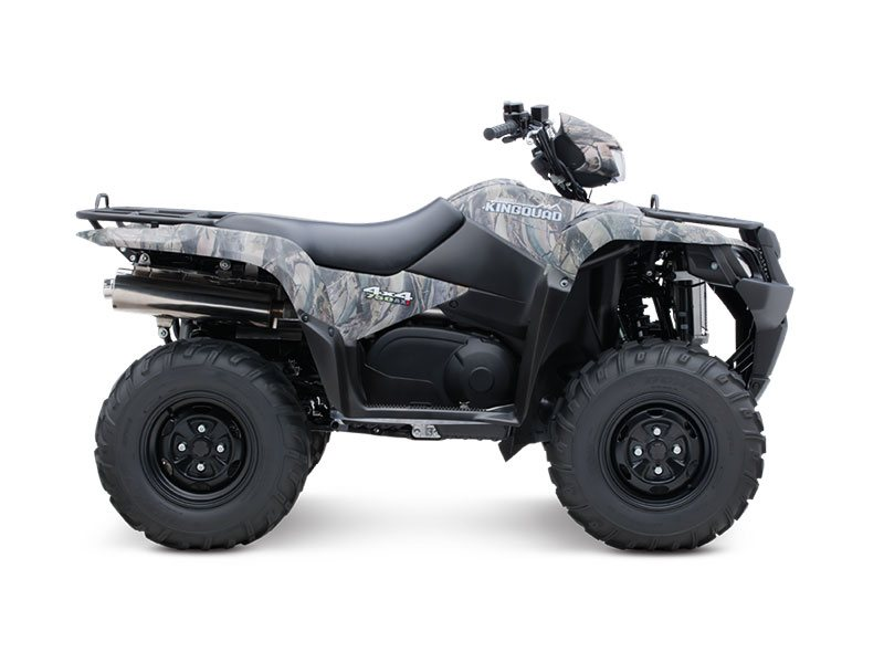 2015 KingQuad 750AXi Power Steering Camo